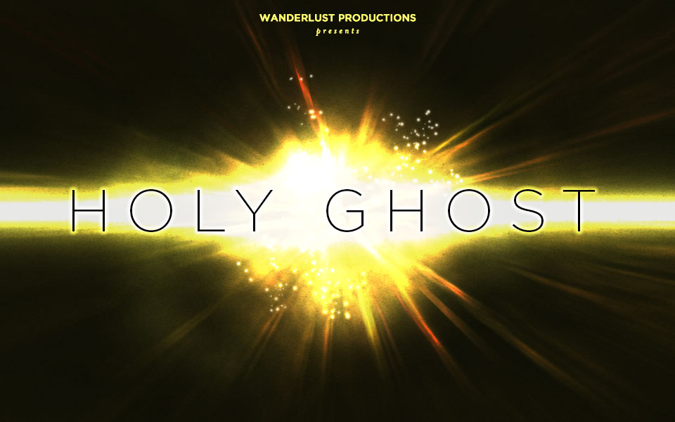 this essay talks about the holy ghost